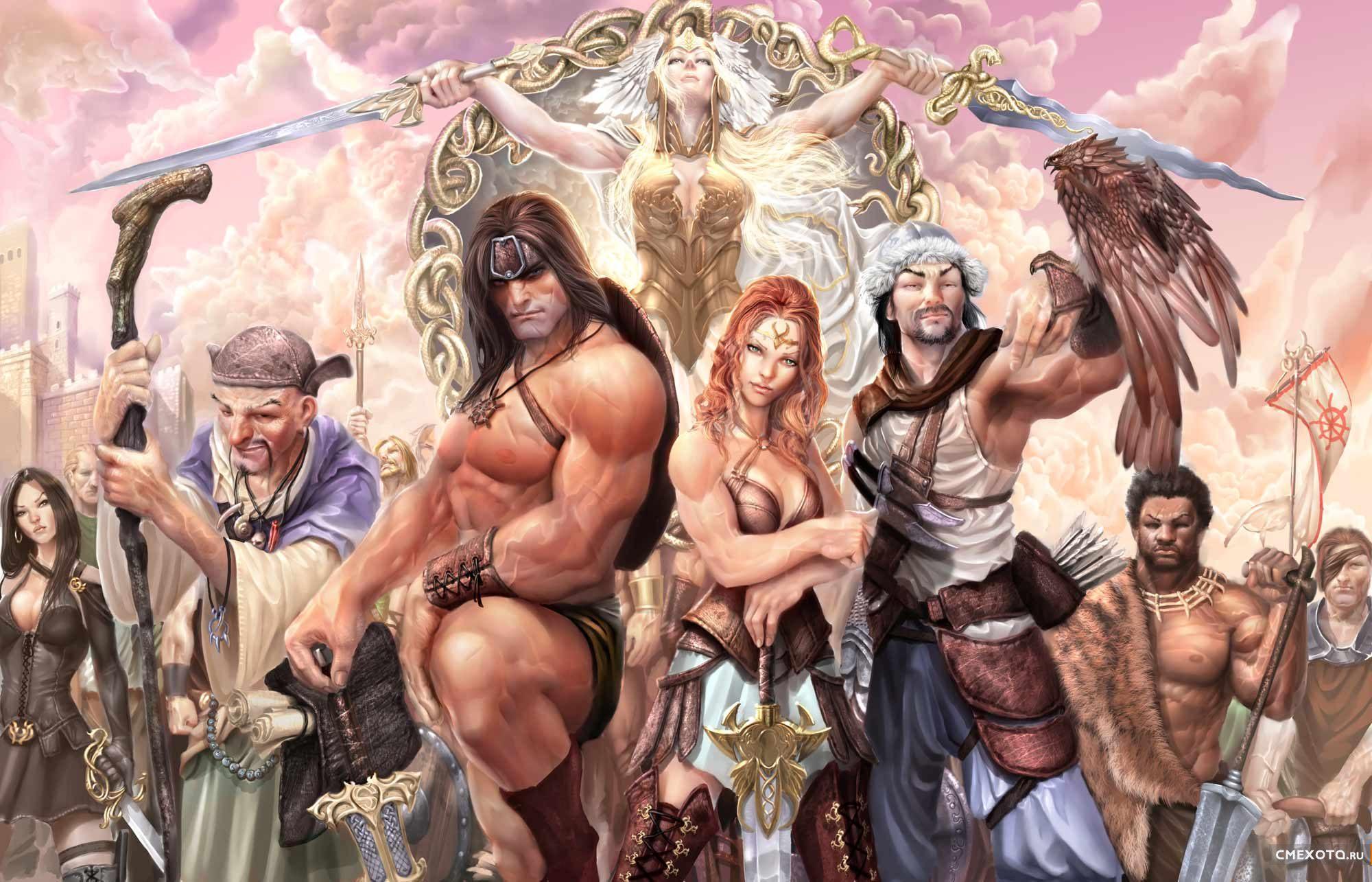 Fantasy nude dwarfs naked pics