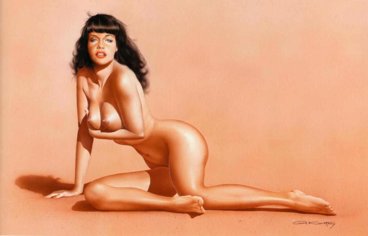 Рисованные голые женщины смотреть бесплатно, Смотреть порно рисованные картинки 3 фотография