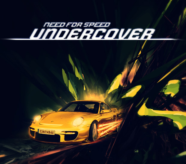 Новый NFS - Need For Speed Undercover (3 HQ фото)
