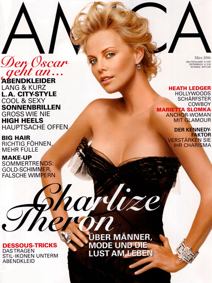 ���������� ������ ����� (Charlize Theron) (27 HQ ����)