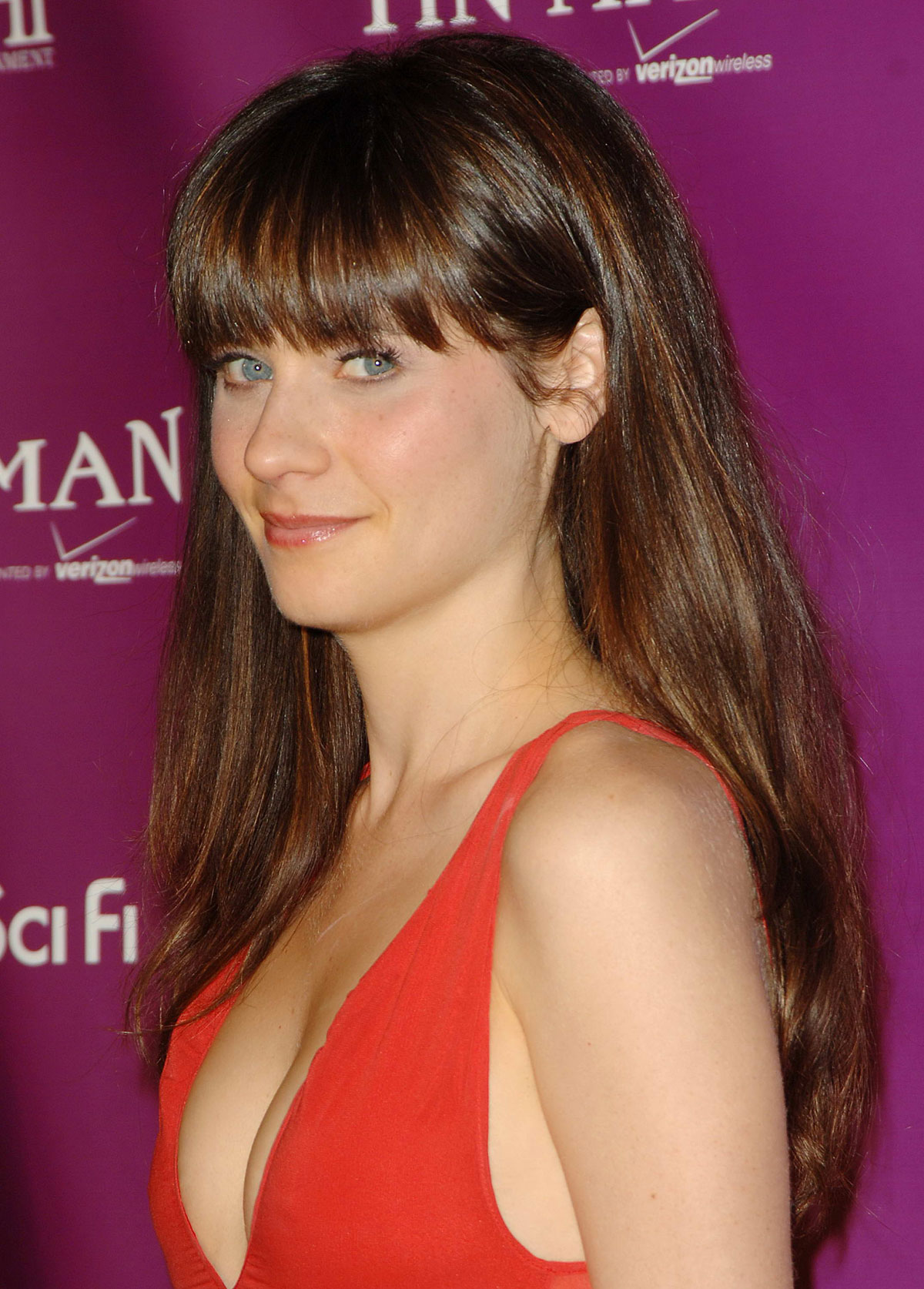 Актриса Зуи Дешанель (Zooey Deschanel) (24 HQ фото)