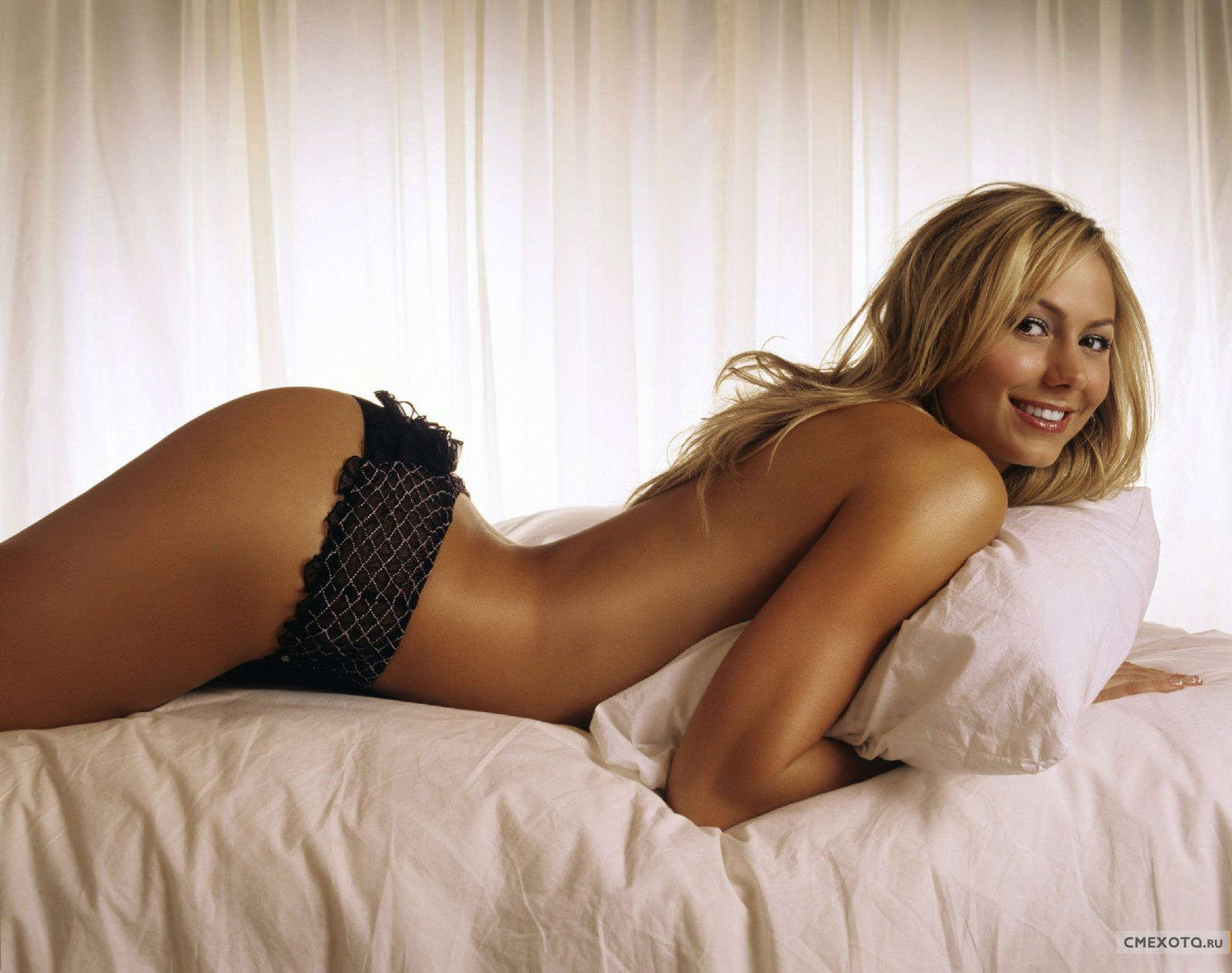 Красотка Стэйси Кейблер (Stacy Keibler) (44 HQ фото)