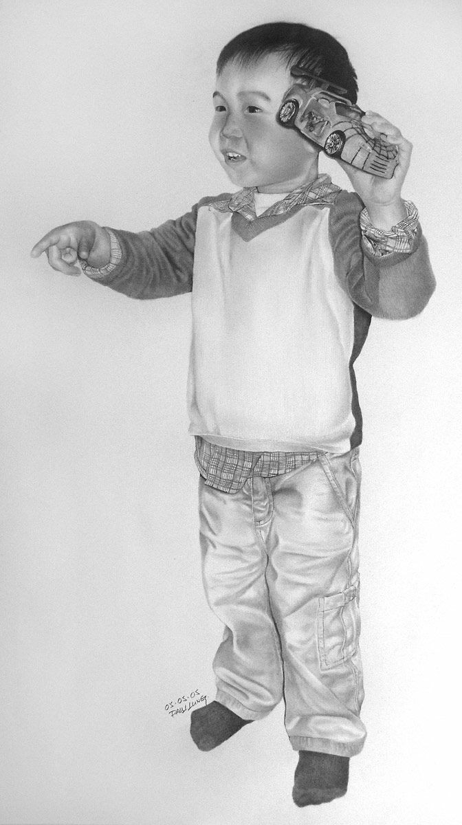Рисунки карандашом (102 фото)