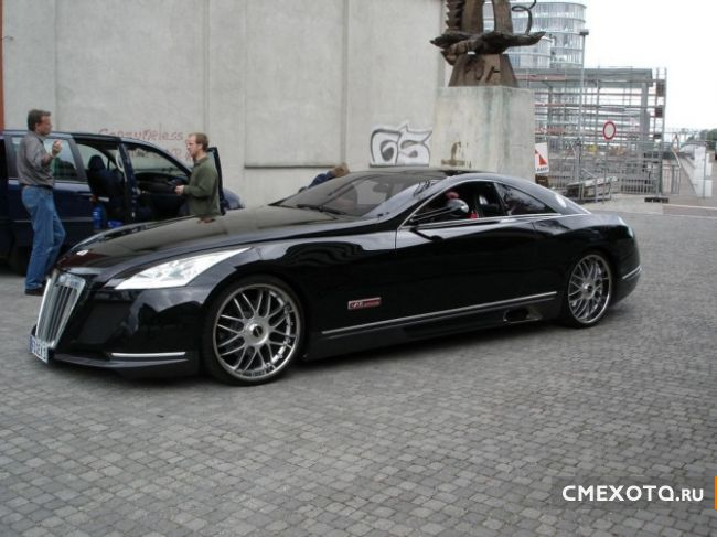 Maybach Exelero  (8 фото)