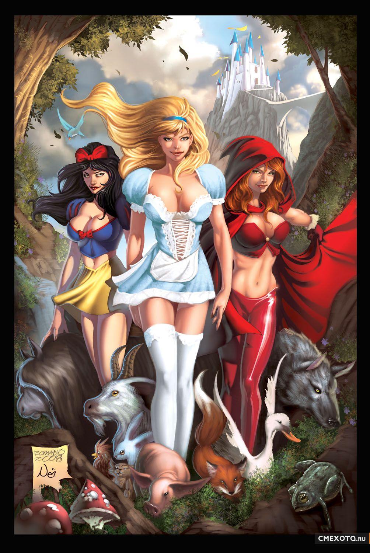 Adult fairy tale adult gallery
