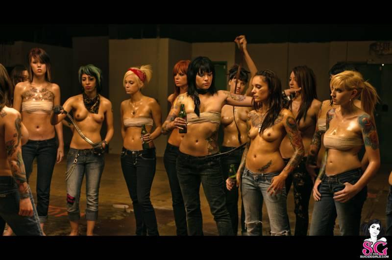 Бойцовский клуб для женщин (42 фото)