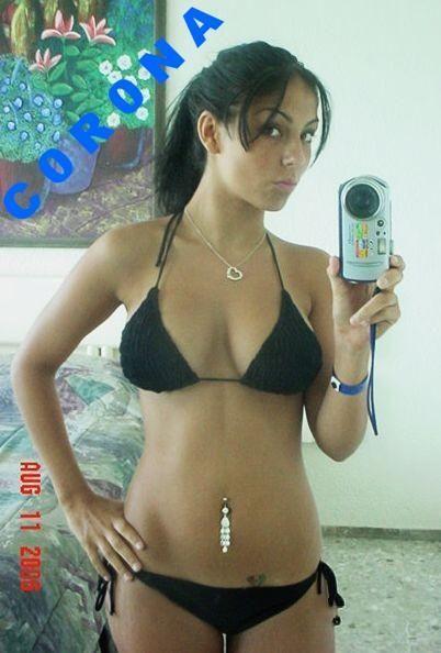 Частные фото девушек из MySpace (39 фото)