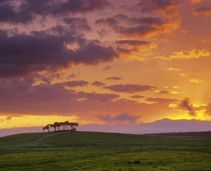 Красивые Пейзажи от Ian Cameron (24 фото)