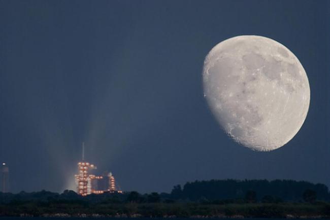аватарки луна: