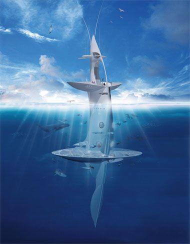 SeaOrbiter - Корабль будущего
