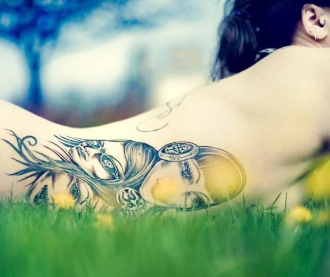 惊艳的纹身艺术[50P] - xllc1123 - xllc1123