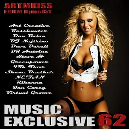 Music Exclusive from DjmcBiT vol.62 (2010)