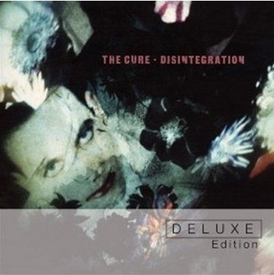 The Cure - Disintegration: Deluxe Edition [3 CD Set UK Pressing] (2010)