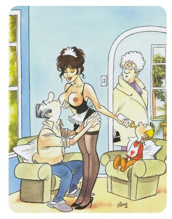 Прикольные комиксы для Взрослых (80 картинок) - Эротические рассказы - Ката
